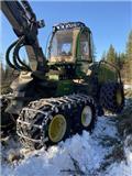 John Deere 1070, 2019, Escavadoras florestais
