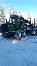 John Deere 1210 E IT 4, 2015, Forwarderji