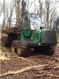 John Deere 1510 E, 2009, Forwarder