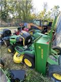 John Deere 155 C, 2006, Tractores corta-césped