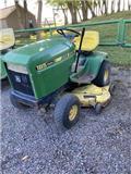John Deere 185, 1988, Tractores corta-césped