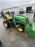 John Deere 2025 R, 2015, Compact tractors