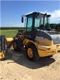 John Deere 244 J, 2012, Mini Loader