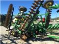 John Deere 2620, 2016, Disc Harrows