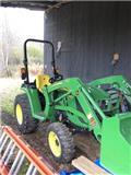 John Deere 3025E, 2019, Tractores compactos