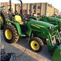 John Deere 3038 E, 2017, Manji traktori