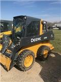 John Deere 318 E, 2015, Skid steer loaders