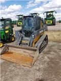 John Deere 323 E, 2013, Mini loaders