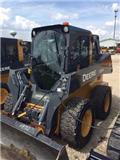 John Deere 324, 2017, Skid Steer Loaders