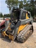 John Deere 329 E, 2014, Mini Loader