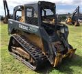 John Deere 333 D, 2011, Crawler loaders