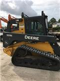 John Deere 333 E, 2015, Mini loaders