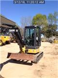John Deere 35 D, 2013, Mini Excavators <7t (Mini Diggers)