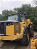 John Deere 410 E, 2014, Midjestyrd dumper