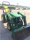 John Deere 4100, 2001, Compact tractors
