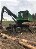 John Deere 437 D, 2014, Knuckleboom loaders