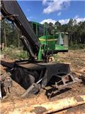 John Deere 437 D, 2014, Knuckle boom loaders