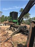 John Deere 437D, 2014, Knuckleboom loaders