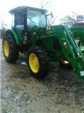 John Deere 5100 E, 2017, Traktori