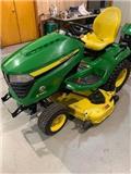 John Deere 580, 2018, Micro tracteur