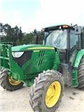 John Deere 6105 M, 2015, Traktori