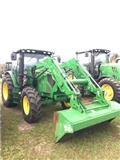 John Deere 6105 R, Tractores compactos