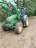 John Deere 6120 M, 2020, Tracteur