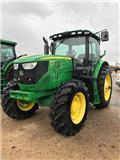 John Deere 6140 R, 2014, Tractores