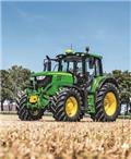 John Deere 6155 M, 2020, Tractors