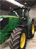 John Deere 6210 R, 2012, Tractors