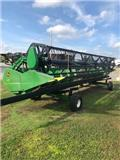 John Deere 625 F, 2013, Combine Attachments
