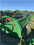 John Deere 635 F, 2015, Accesorios para cosechadoras combinadas