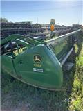 John Deere 635 F, 2012, Combine harvester accessories
