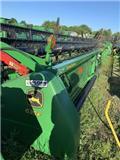 John Deere 635 F, 2015, Combine harvester accessories