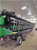 John Deere 635 F, 2013, Accesorios para cosechadoras combinadas