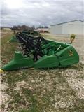 John Deere 635F, 2014, Combine harvester accessories