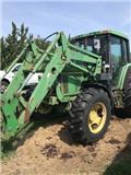 John Deere 6400, 1995, Tractors