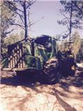 John Deere 643, 2015, Feller Bunchers
