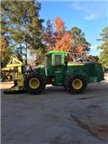John Deere 643, 2016, Feller bunchers