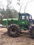 John Deere 643 K, 2011, Utilaje forestier de taiat