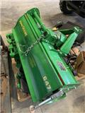 John Deere 647, 2012, Power harrows and rototillers