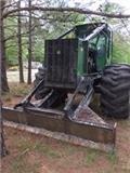 John Deere 648 H, 2014, Трельовочні трактора