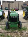 John Deere 650, Tractores compactos