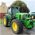 John Deere 6630, 2007, Traktori