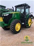 John Deere 7230 R, 2014, Tractors