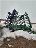 John Deere 724, 1994, Other tillage machines and accessories