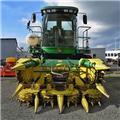 John Deere 7300、2005、牧草收穫機