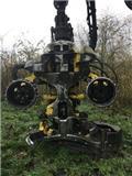 John Deere 752, 2007, Cabezales cortadores