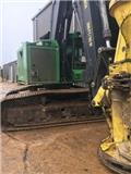 John Deere 753 J, 2008, Strojevi za sječu stabala
