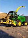 John Deere 7550, 2011, Forage harvesters